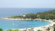 location corse plage de Favona